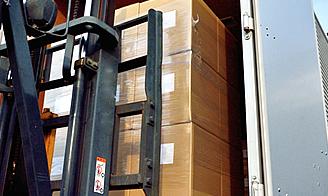 運送品目・一般貨物写真